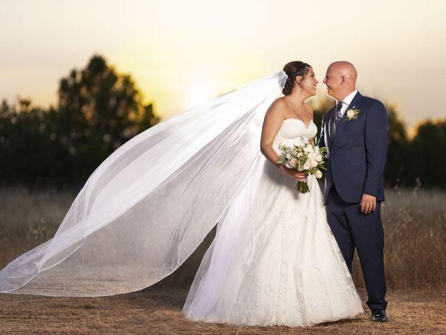 La boda de Mireilla y Vicente en Valsequillo, Córdoba 2