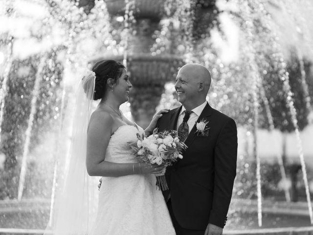 La boda de Vicente y Mireilla