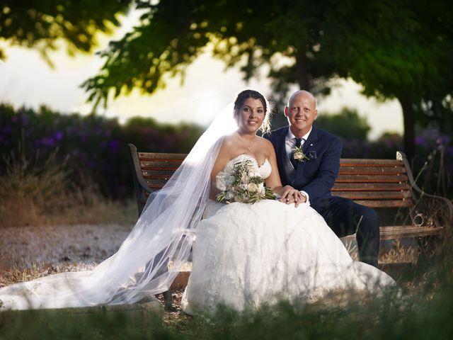 La boda de Mireilla y Vicente en Valsequillo, Córdoba 8