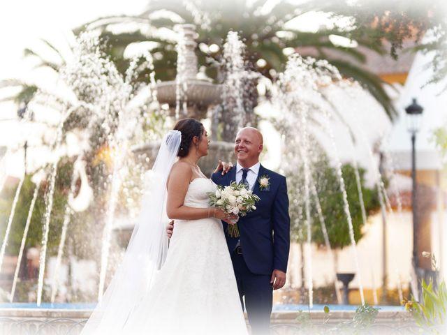 La boda de Mireilla y Vicente en Valsequillo, Córdoba 10