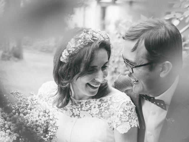 La boda de Tania y Albert