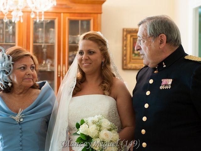 La boda de Blanca y Miguel en Sevilla, Sevilla 1