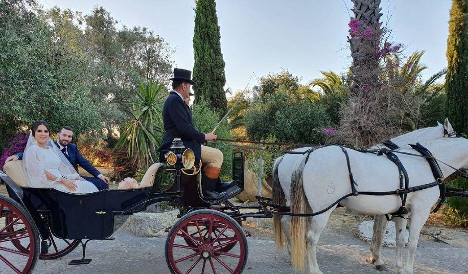 La boda de Alberto y Margarita en Jerez De La Frontera, Cádiz