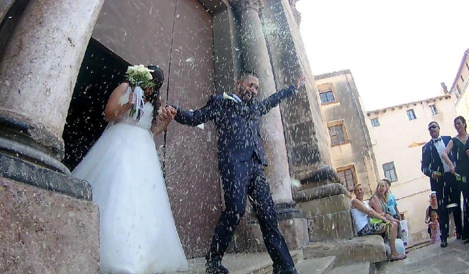 La boda de Ricard Borràs Fatsini y Alba Castelló Querol en Tortosa, Tarragona