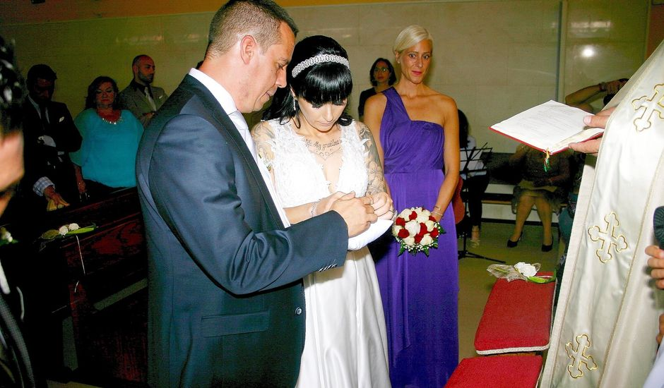 La boda de Patricia y Eduardo en Navalcarnero, Madrid
