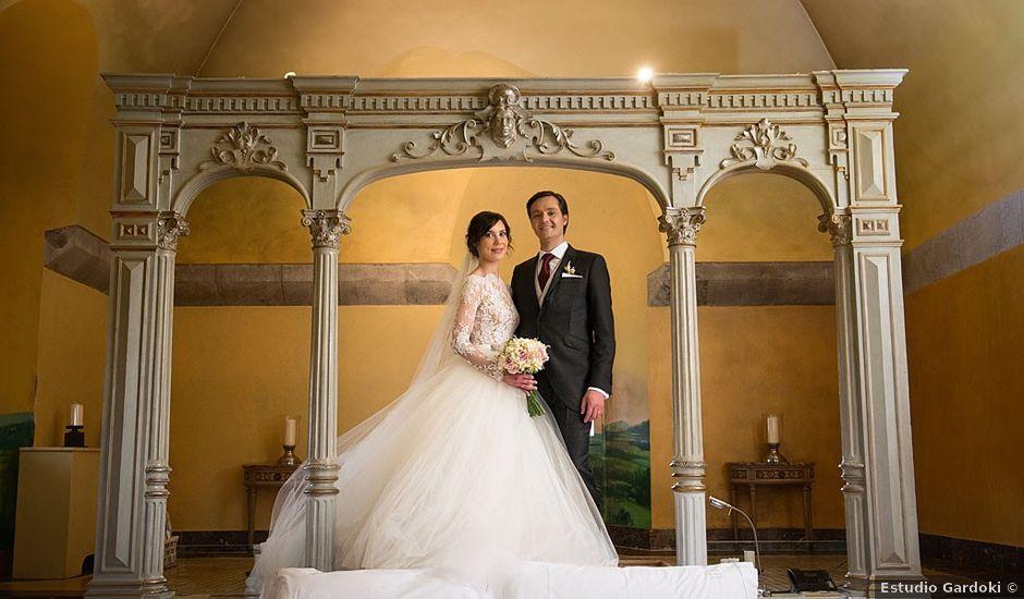 La boda de Sergio y Lorena en Algorta, Vizcaya