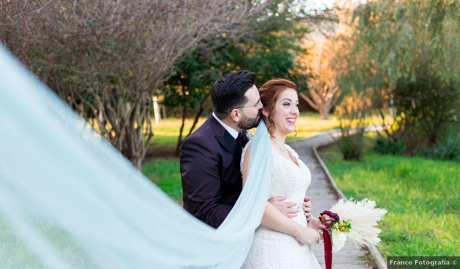 La boda de Salvador y Jessica en Beniflá, Valencia