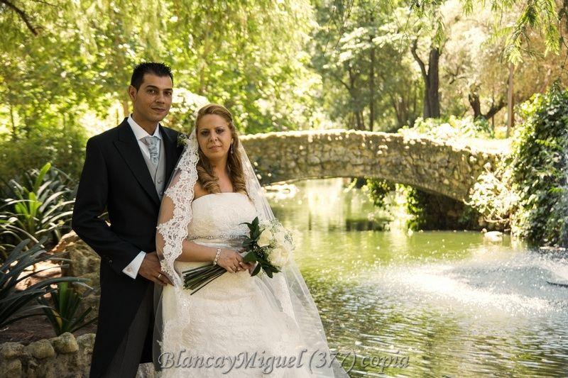 La boda de Blanca y Miguel en Sevilla, Sevilla