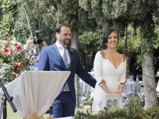 La boda de Patricia y Álvaro