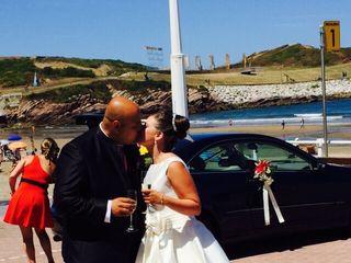 La boda de María  y Titi  1