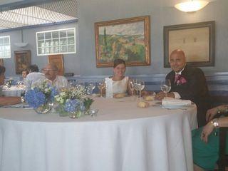 La boda de María  y Titi