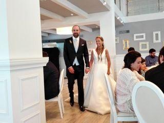 La boda de Amaia y Mikel