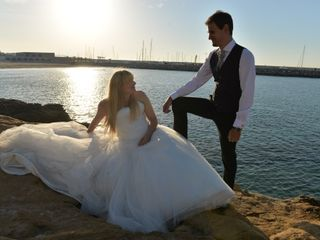 La boda de Miriam y Victor 1
