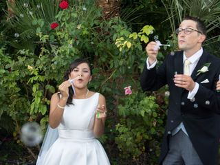 La boda de Beatriz y James
