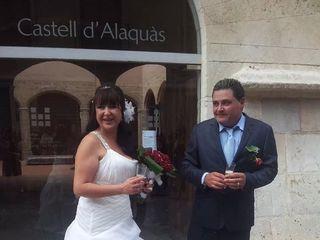La boda de Mayte y Luis 1