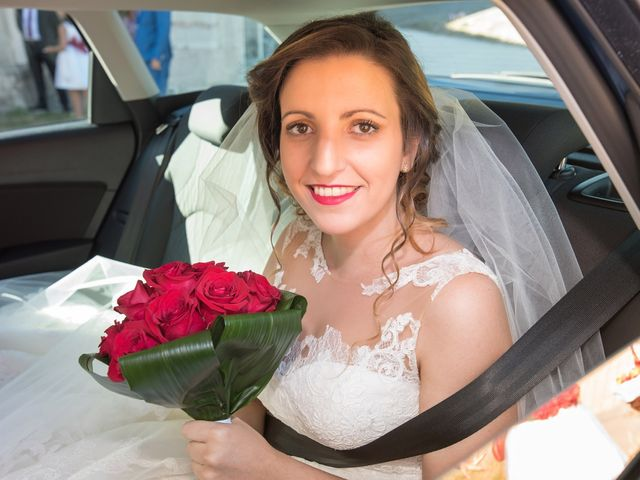 La boda de Jonatan y Yaiza en León, León 10