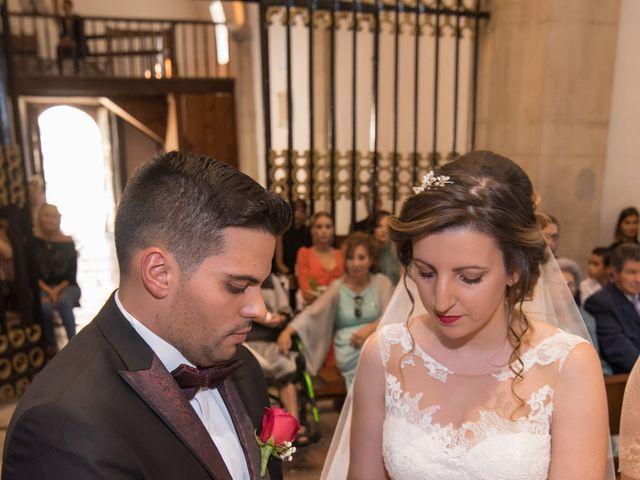 La boda de Jonatan y Yaiza en León, León 16