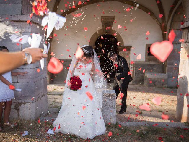 La boda de Jonatan y Yaiza en León, León 19