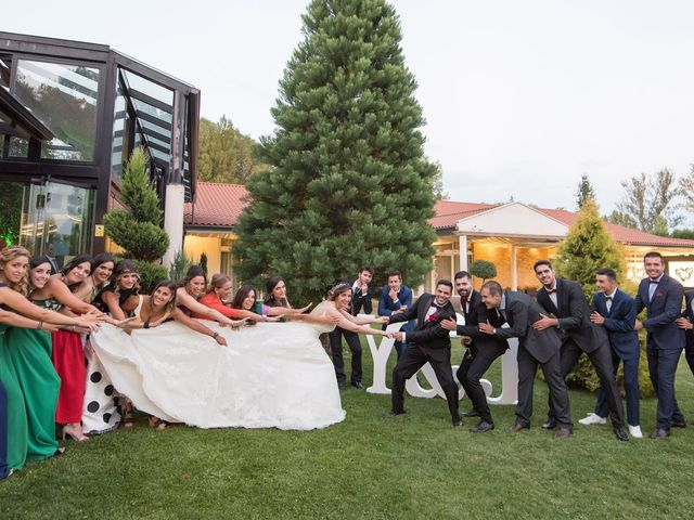 La boda de Jonatan y Yaiza en León, León 31
