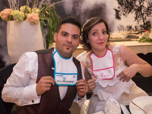 La boda de Jonatan y Yaiza en León, León 36