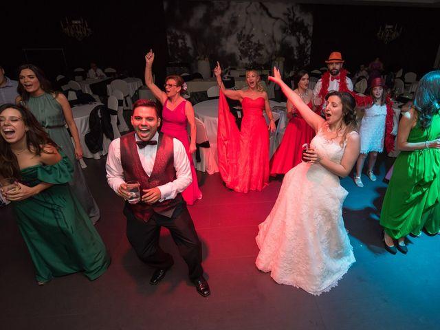 La boda de Jonatan y Yaiza en León, León 41
