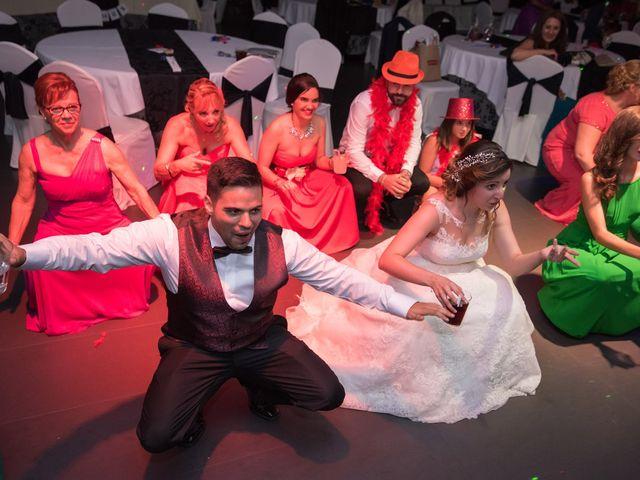 La boda de Jonatan y Yaiza en León, León 42