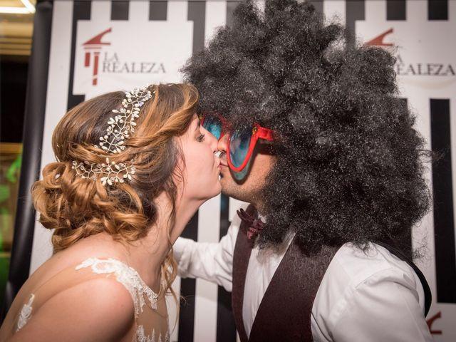 La boda de Jonatan y Yaiza en León, León 43