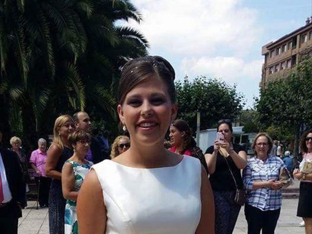 La boda de Titi  y María  en Piedras Blancas, Asturias 8