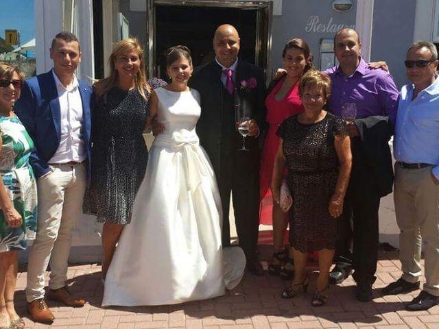 La boda de Titi  y María  en Piedras Blancas, Asturias 10