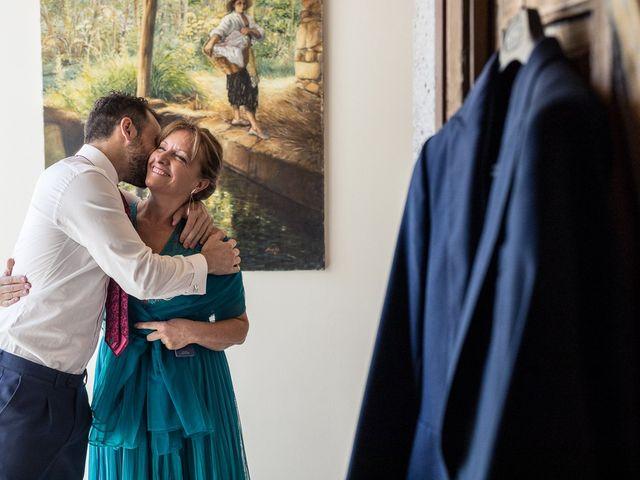 La boda de Alberto y María Jose en Sotos De Sepulveda, Segovia 5