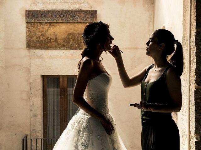 La boda de Alberto y María Jose en Sotos De Sepulveda, Segovia 8