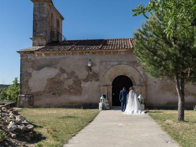 La boda de Alberto y María Jose en Sotos De Sepulveda, Segovia 12