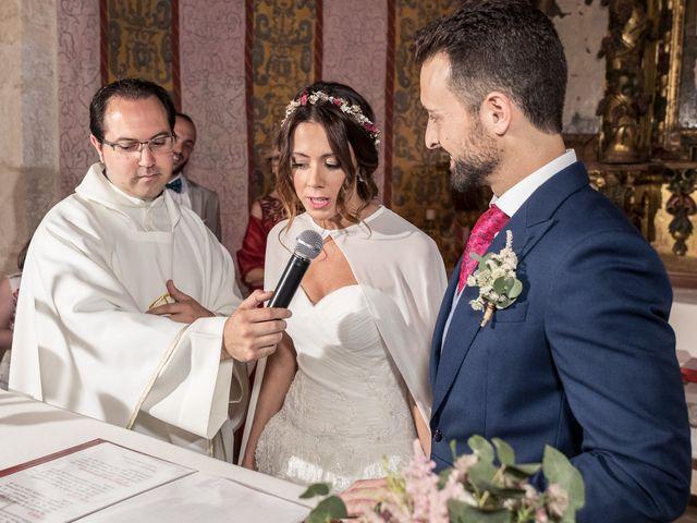La boda de Alberto y María Jose en Sotos De Sepulveda, Segovia 13