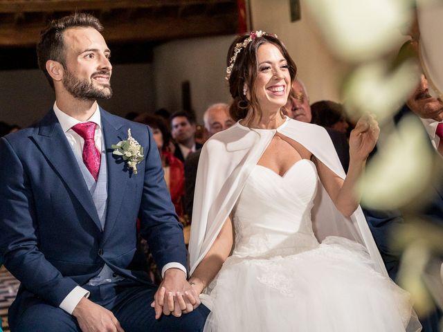 La boda de Alberto y María Jose en Sotos De Sepulveda, Segovia 14