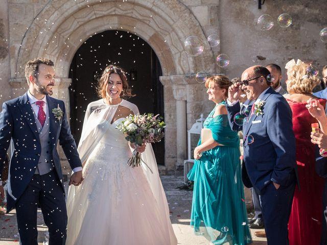 La boda de Alberto y María Jose en Sotos De Sepulveda, Segovia 15
