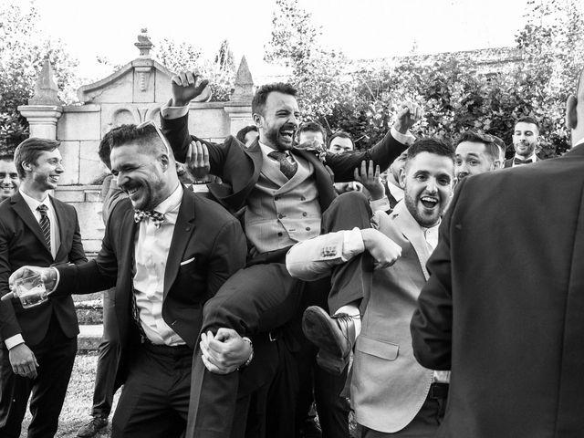 La boda de Alberto y María Jose en Sotos De Sepulveda, Segovia 19