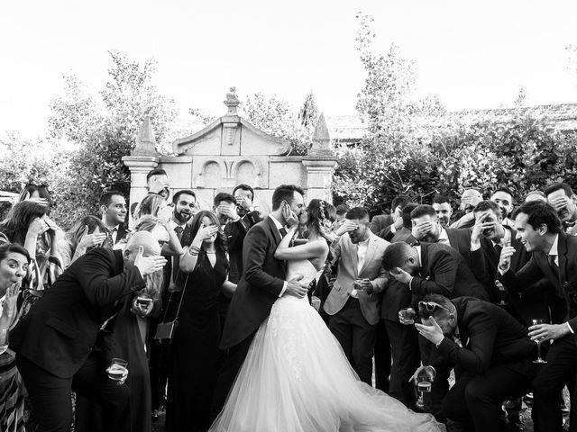 La boda de Alberto y María Jose en Sotos De Sepulveda, Segovia 21