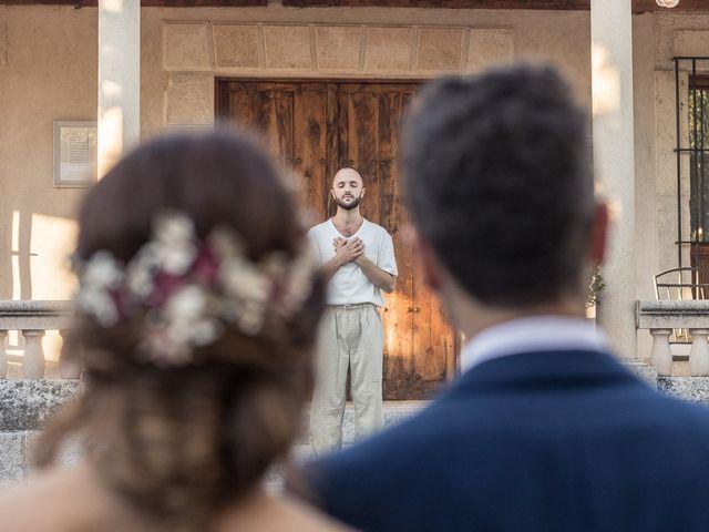 La boda de Alberto y María Jose en Sotos De Sepulveda, Segovia 22