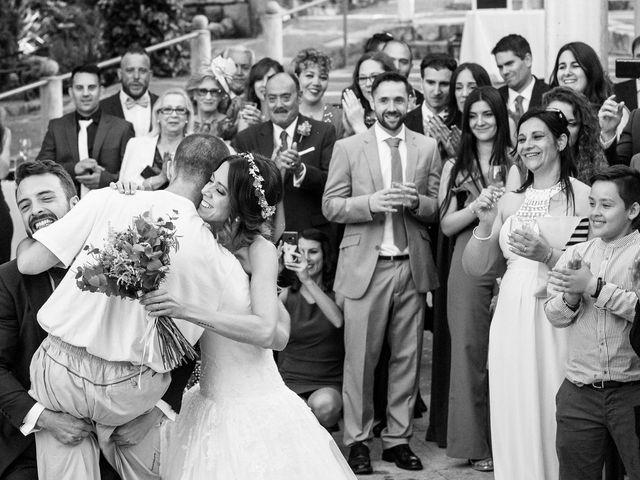 La boda de Alberto y María Jose en Sotos De Sepulveda, Segovia 23