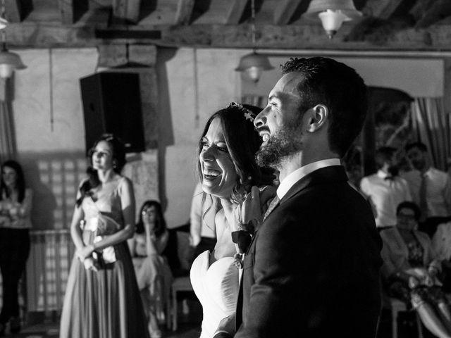 La boda de Alberto y María Jose en Sotos De Sepulveda, Segovia 30