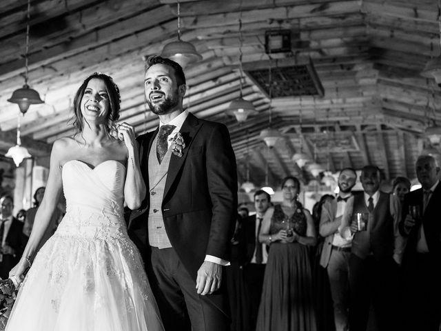 La boda de Alberto y María Jose en Sotos De Sepulveda, Segovia 35