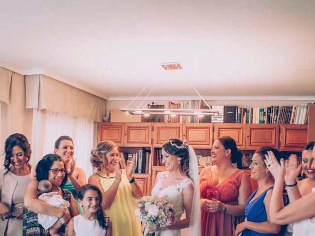 La boda de Raúl y María en Benicàssim/benicasim, Castellón 6