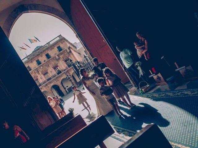 La boda de Raúl y María en Benicàssim/benicasim, Castellón 7