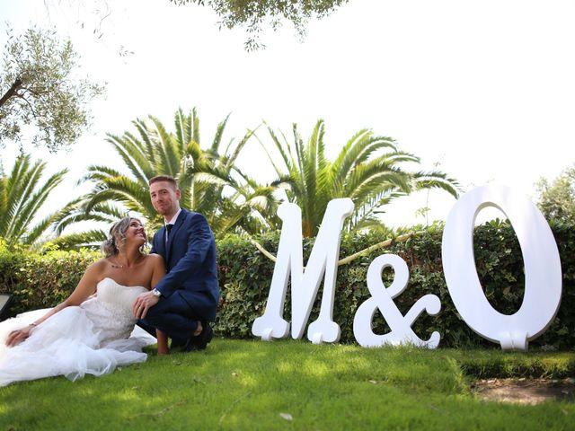 La boda de Marta y Omar
