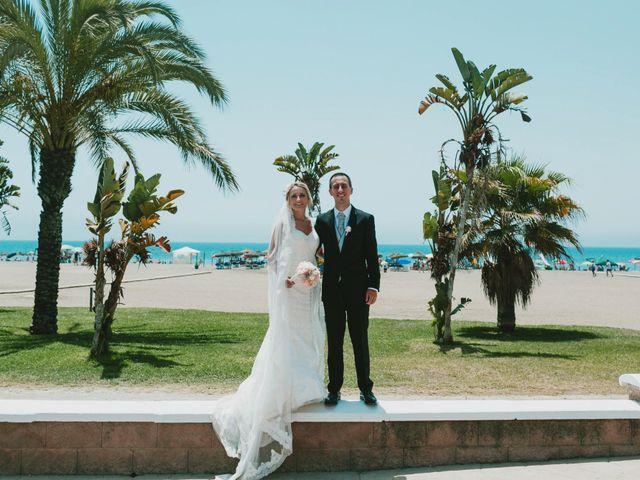 La boda de Gema y Unai
