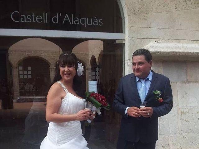 La boda de Luis y Mayte en Alaquàs, Valencia 2