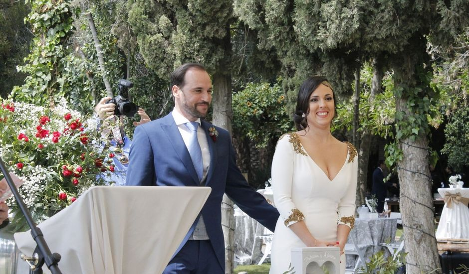 La boda de Álvaro y Patricia en Murcia, Murcia