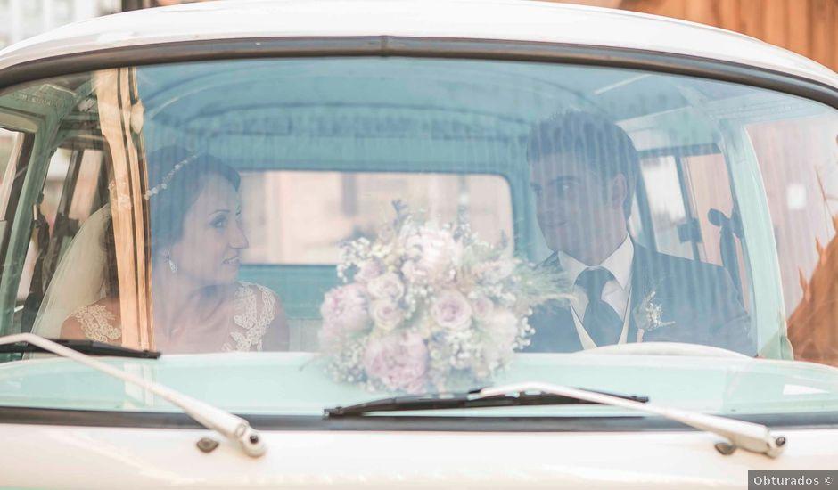 La boda de Raúl y María en Benicàssim/benicasim, Castellón