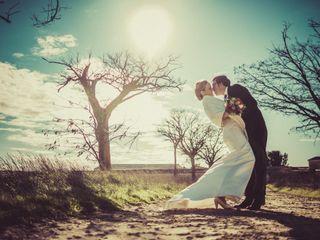 La boda de Elena y Adriano