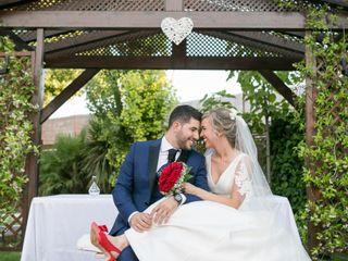 La boda de Yaiza y Adrián